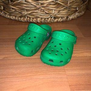 Crocs - Toddler size 7